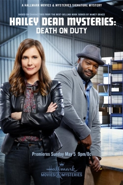 Hailey Dean Mysteries: Death on Duty-online-free