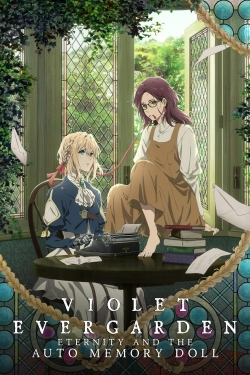 Violet Evergarden: Eternity and the Auto Memory Doll-online-free