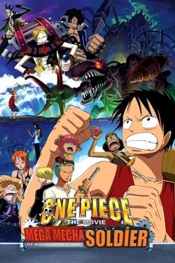 One Piece: Giant Mecha Soldier of Karakuri Castle-online-free