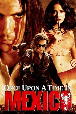 Once Upon a Time in Mexico-online-free