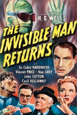 The Invisible Man Returns-online-free