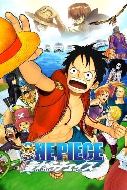 One Piece 3D: Straw Hat Chase-online-free