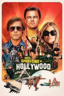 Once Upon a Time in Hollywood-online-free