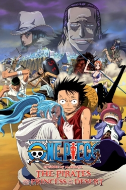 One Piece: The Desert Princess and the Pirates: Adventure in Alabasta-online-free