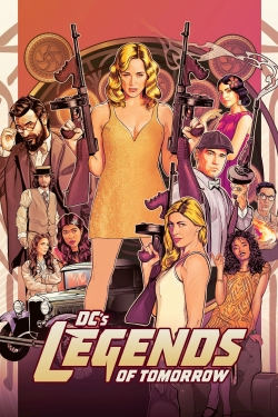 DC's Legends of Tomorrow-online-free